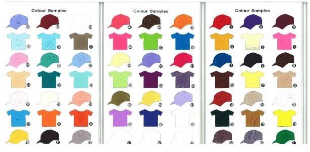 เนื้อผ้าสำหรับเสื้อยืด T-Shirt