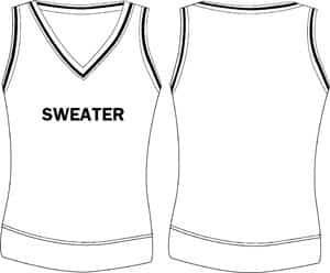เนื้อผ้าสำหรับเสื้อผ้าสเวตเตอร์ Sweater